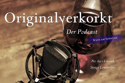 OVP069 – Wein am Sonntag – Lassak, Steige Lemberger 2017