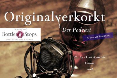 OVP089 – Wein am Sonntag – Can Axartell, Corum 2018